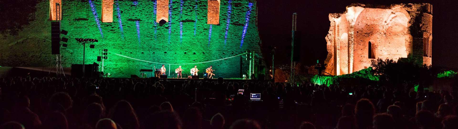 CAETANO VELOSO ad Armonie d'Arte Festival